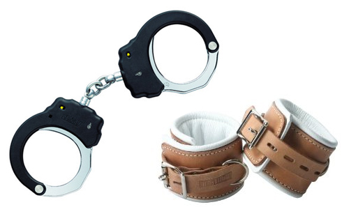 Personal-protection-Handcuffs-&-Restraints