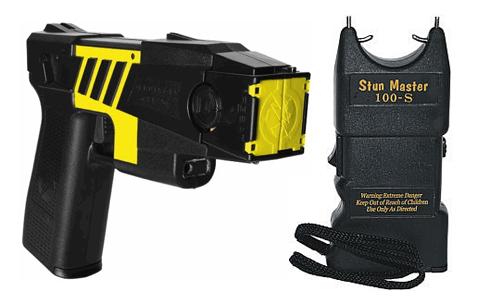 Personal-protection-Stun-gun-&-taser