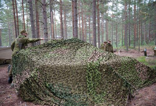 vehicles-Camouflage-netting